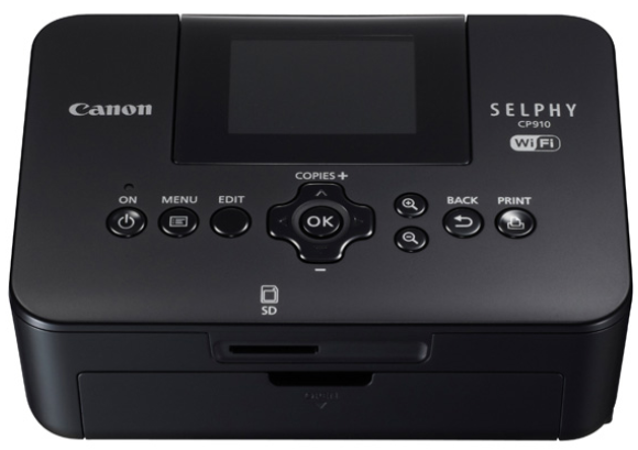 Canon SELPHY CP910 Drivers